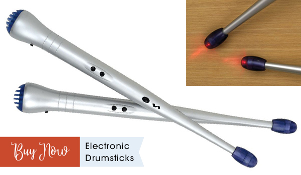 Electronic Drumsticks