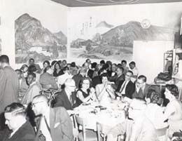 10th Anniversary Dinner, Washington State Board Against Discrimination, 1959