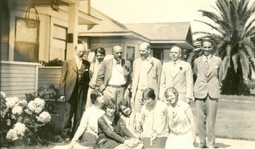 San Diego NAACP, 1917