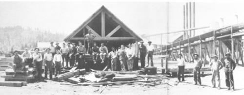 Sloat Mill, Quincy, California, ca. 1940