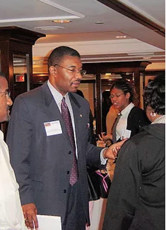 Robert Shepard With Students