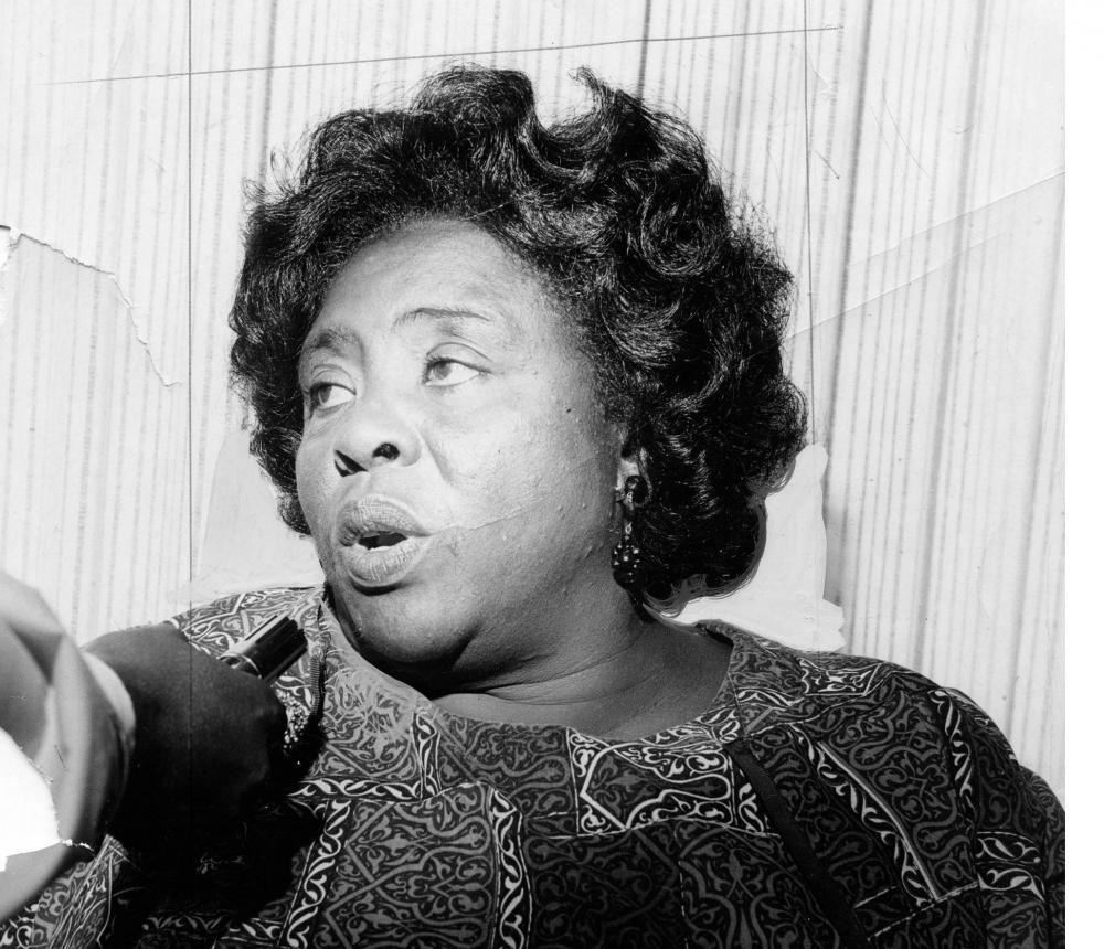 LBJ & Civil Rights Legislation | KC Johnson |Fannie Lou Hamer