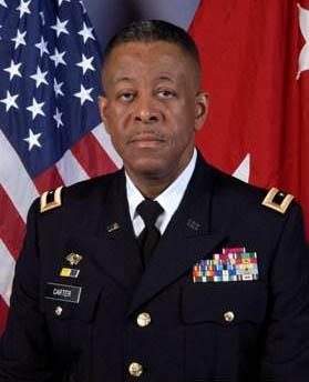 Major General Joseph C. Carter