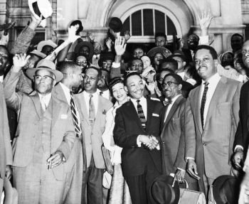 """(1955) Martin Luther King Jr., """"The Montgomery Bus Boycott ..."""