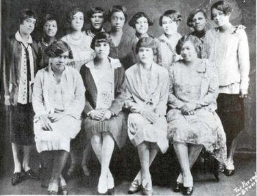 Sigma Gamma Rho Sorority (1922- ) • BlackPast