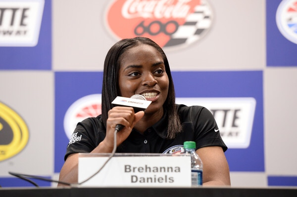 Brehanna Daniels, 2017