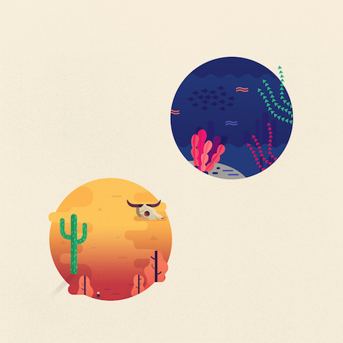 Upright T-Rex: Two Dots (Soundtrack)