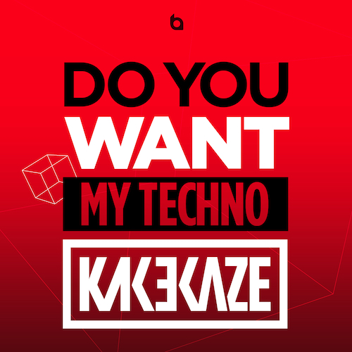 DJ Kakekaze: Do You Want My Techno