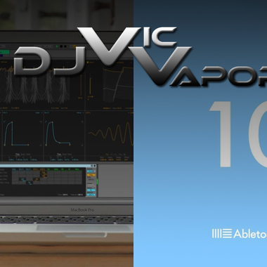 Vic Vapor Deep House Project made with Ableton Live by