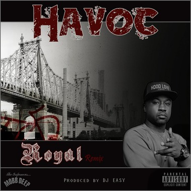 Havoc (of Mobb Deep) Shares Unreleased Acapella, Win Drum Kit