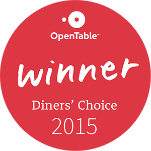 Open table award 2015