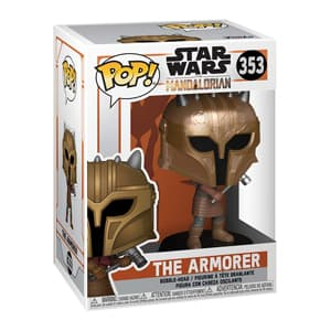 Funko Armorer, Available on Amazon for 9% Off