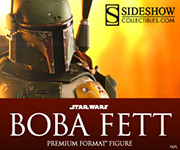 Premium Format Boba Fett Figure by Sideshow Collectibles