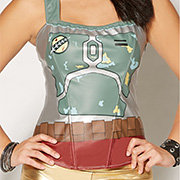 Boba Fett Corset, Only Available at Spencer's Online