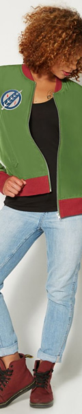 Boba Fett Bomber Jacket, Only Available at Spencer's Online
