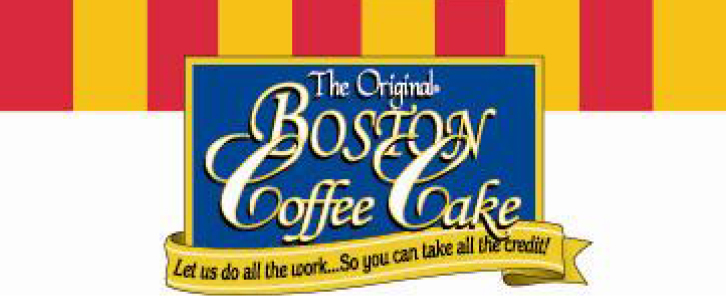 Boston Coffee Cake