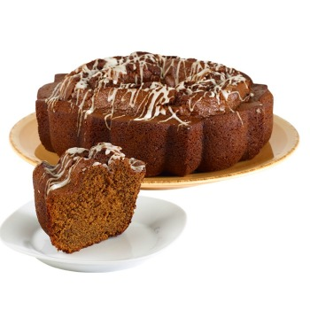 Gingerbread Spice Coffee Cake
