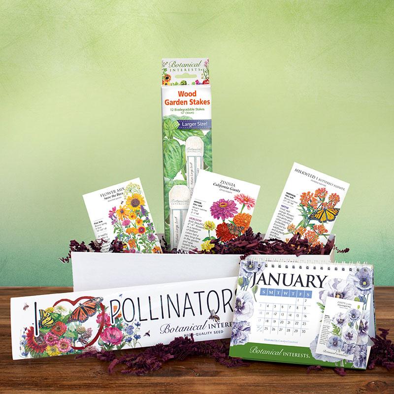 Pollinator Garden Gift Set
