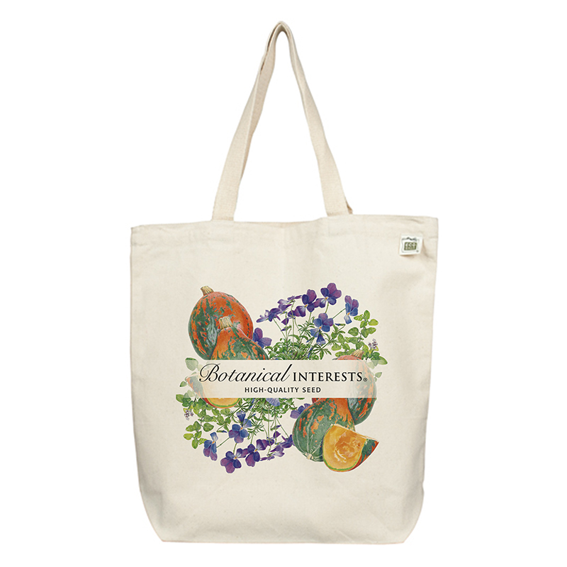 Botanical Interests Tote Bag