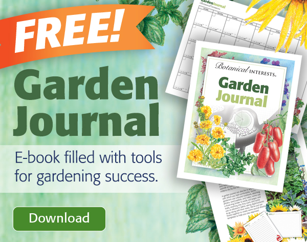 Botanical Interests High Quality Seeds and Garden Products