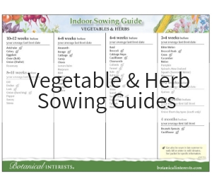 sowing guide