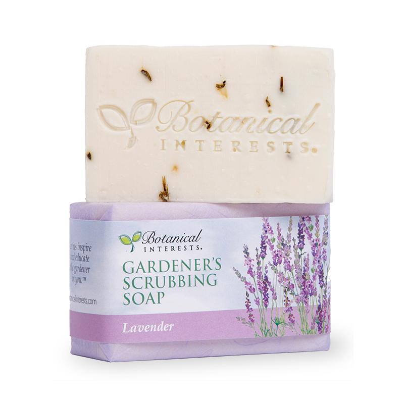 Lavender Gardener's Scrubbing Soap