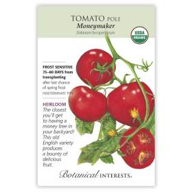 Moneymaker Pole Tomato Seeds      view 3