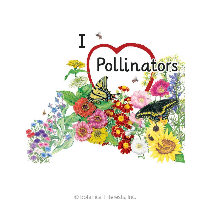 I Love Pollinators