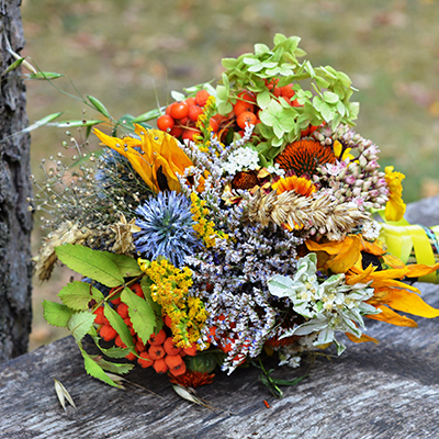 Bouquet Basics