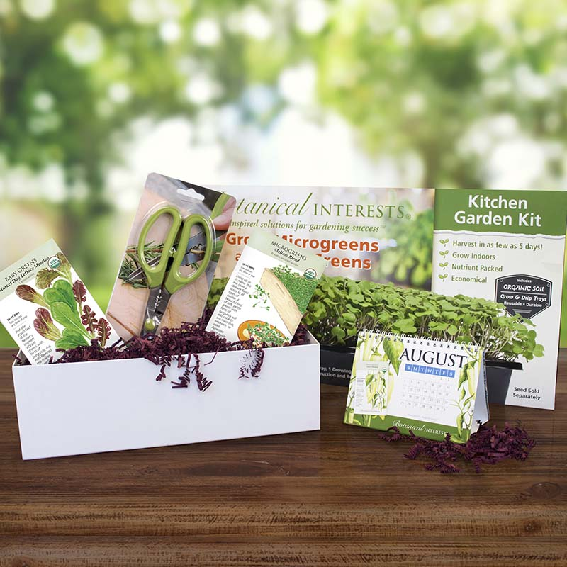 Kitchen Garden Gift Set View All Products Botanical Interests