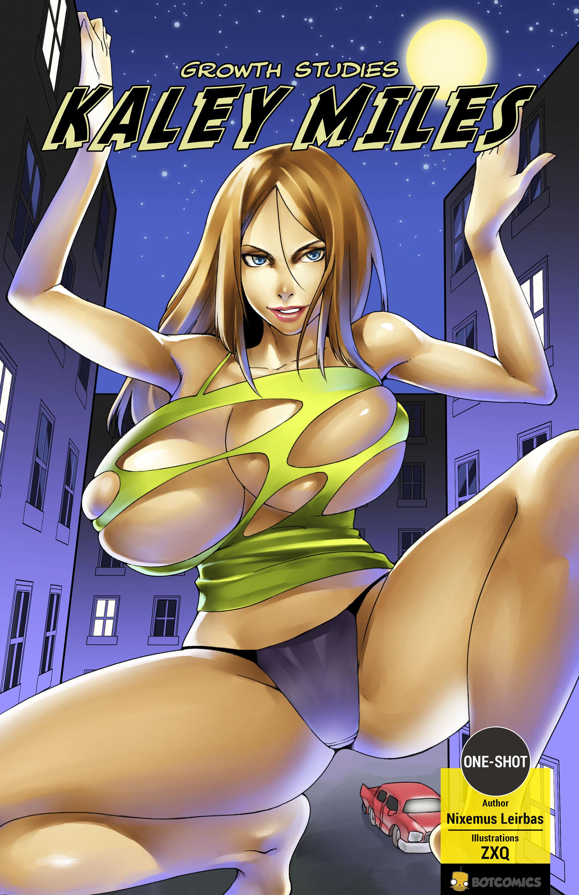 Amazon Anime Porn 50Ft growth studies: kaley miles | giantess club