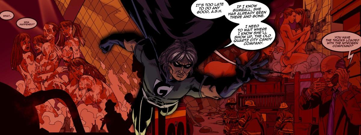 Greyman Comics part 4 adult gallery Giantess Club