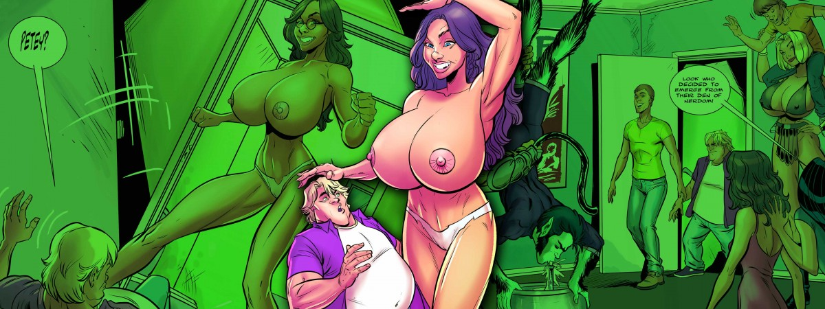 In the Shadow of Heroes: Growing Pains Part 1 full series adult gallery Giantess Club