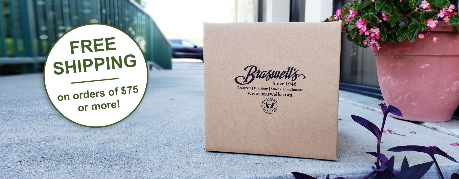Brasswell box