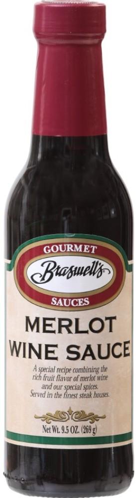 Merlot Steak Sauce