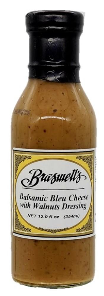 Balsamic Bleu Cheese w/Walnuts