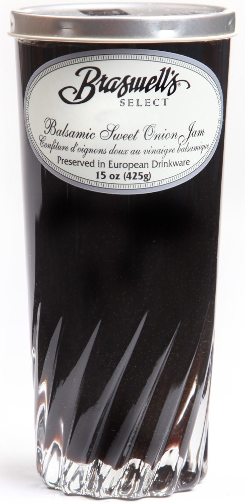 Braswell Select Balsamic Sweet Onion Jam - 15oz