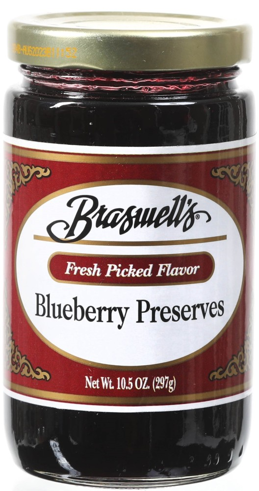 Blueberry Preserve