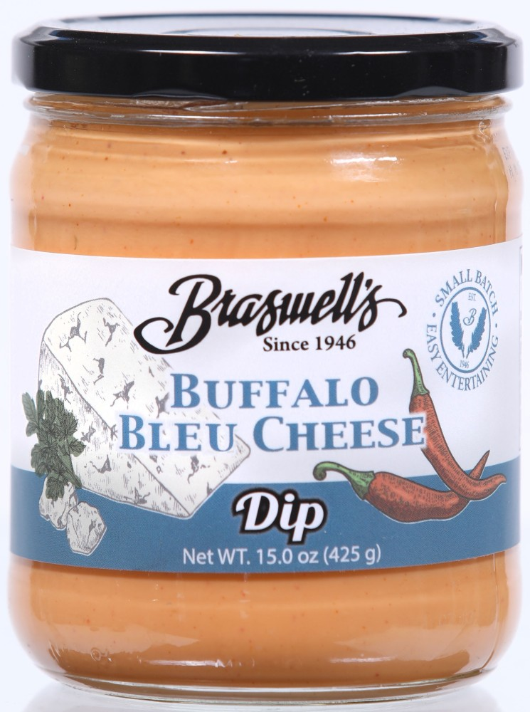 Buffalo Bleu Cheese Dip