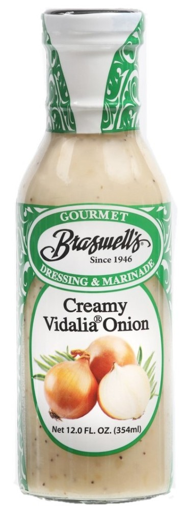 Creamy Vidalia Onion Dressing - 12oz