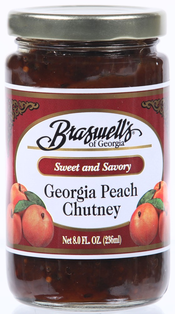 Georgia Peach Chutney 8 oz.