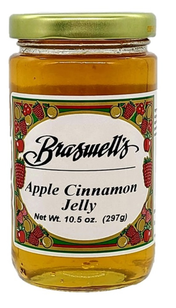 Apple-Cinnamon Jelly