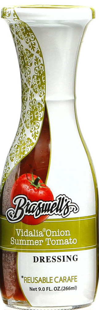 Vidalia Onion Summer Tomato Carafe Dressing