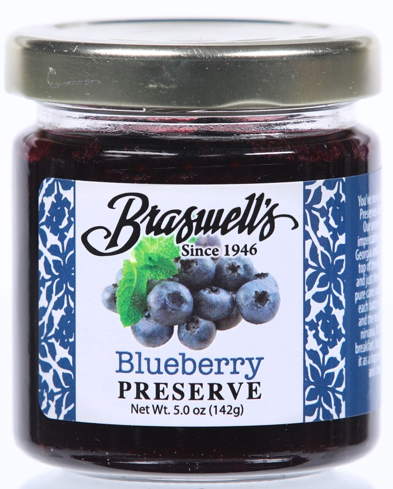 Blueberry Preserves - 5 oz