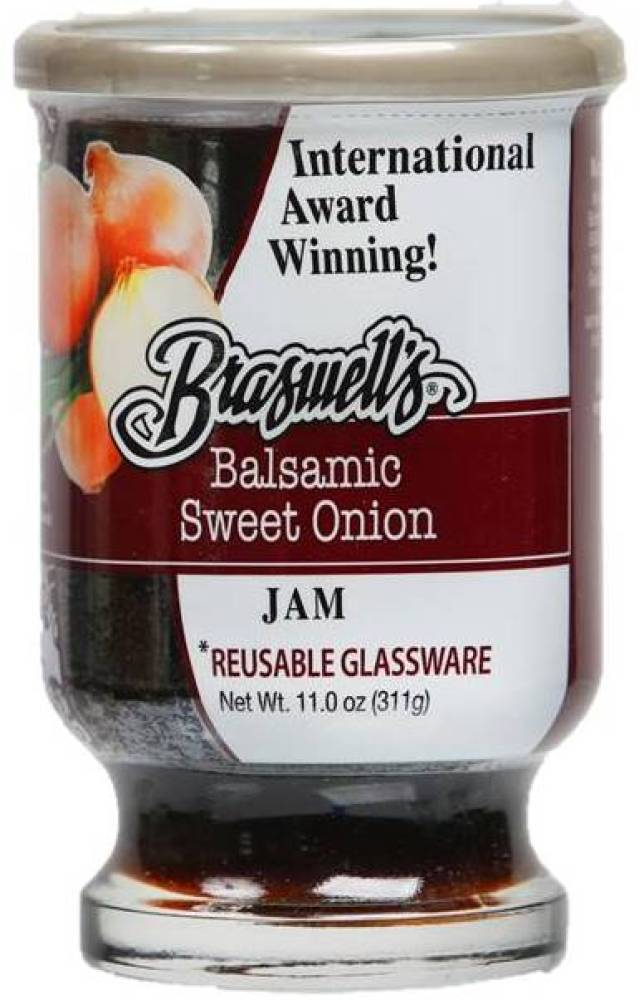 Balsamic Sweet Onion Jam-11oz