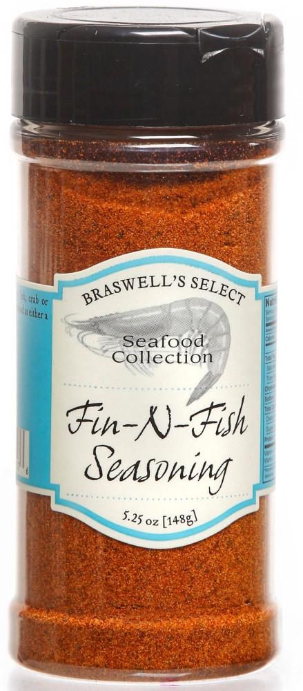 Fin-N-Fish Seasoning