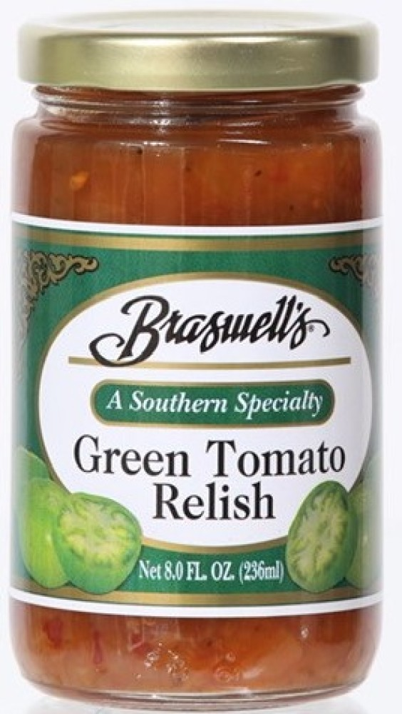 Green Tomato Relish 8 oz.