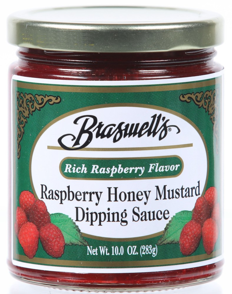 Raspberry Honey Mustard Dipping Sauce