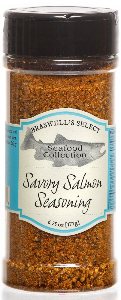Savory Salmon Seafood Seasoning