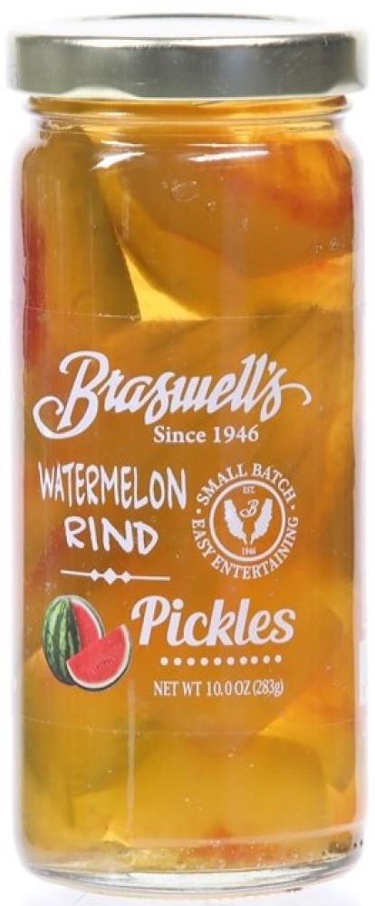 Watermelon Rind Pickles